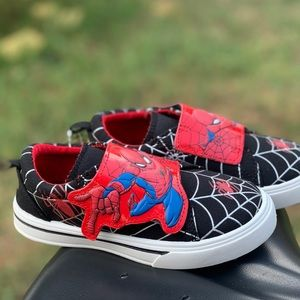 Shoes - Spider-Man Toddler Boys' Casual Sneaker Kid Shoes